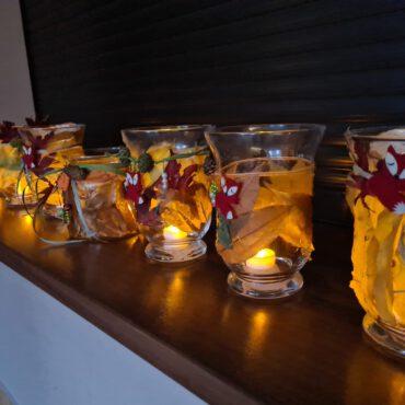 WDK Raciąż: Jesienne lampiony