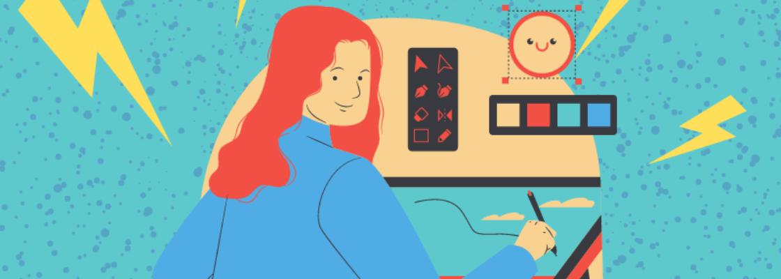 Grafika komputerowa dla dzieci – zapisy na szkolenie!