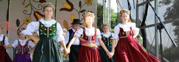 Fotorelacja: Dzień Folkloru Borowiackiego