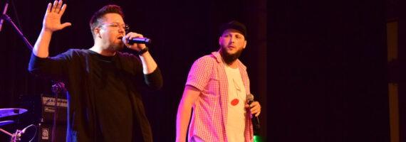 Zdjęcia z koncertu RoomX i DarkTree