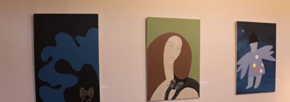 Wystawa prac Heleny Kaczanowskiej otwarta