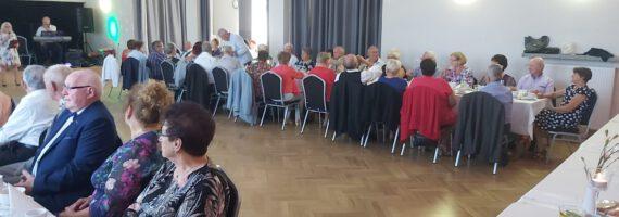 Seniorzy świętowali Dzień Seniora