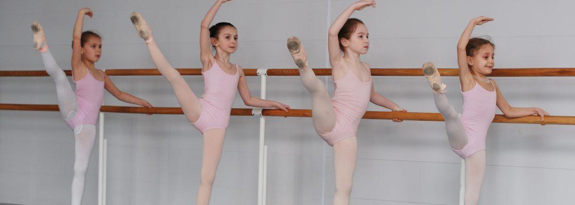 Ruszają zajęcia baletowe dla dzieci