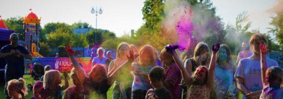 HOLI Święto Kolorów w Tucholi