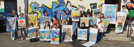 ARTwycieczka – Bydgoszcz: BWA i pracownia p. Ewy Miller